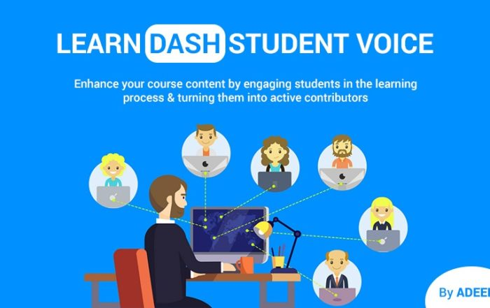 LearnDash Student Voice