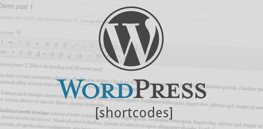shortcodes-in-wordpress