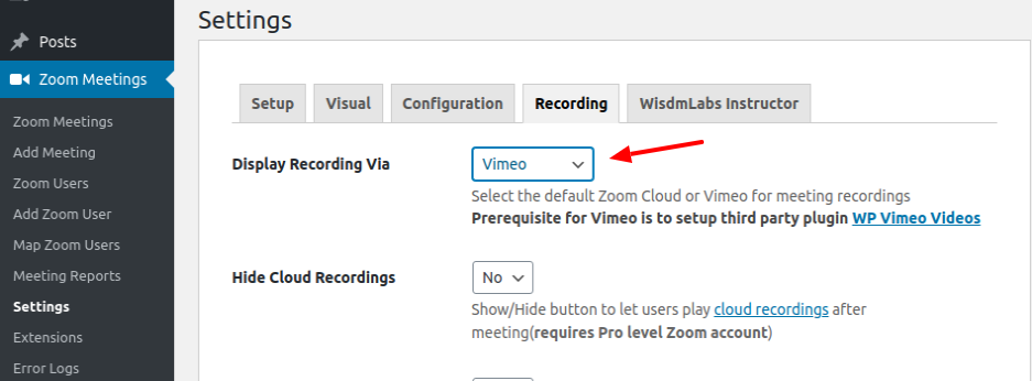 zoom-wp-vimeo-setup